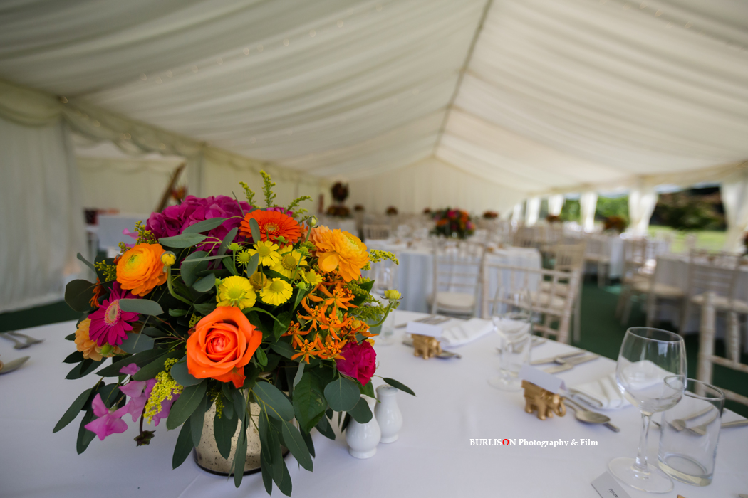 Marquee Weddings Dorset