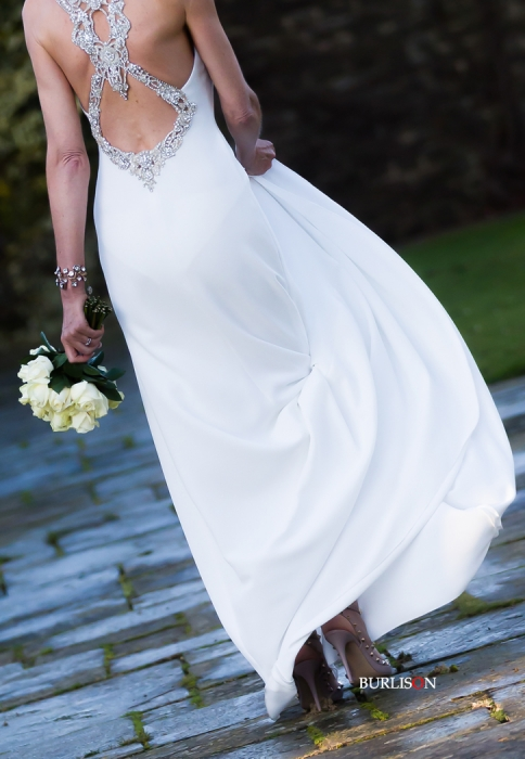 Bride at Pennyhill Park