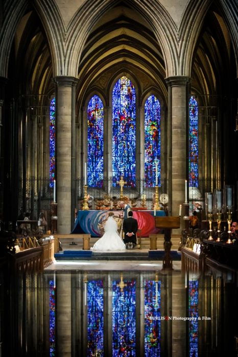 Weddings in Salisbury Cathedral