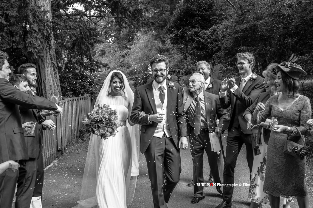 New Forest Wedding, Hampshire