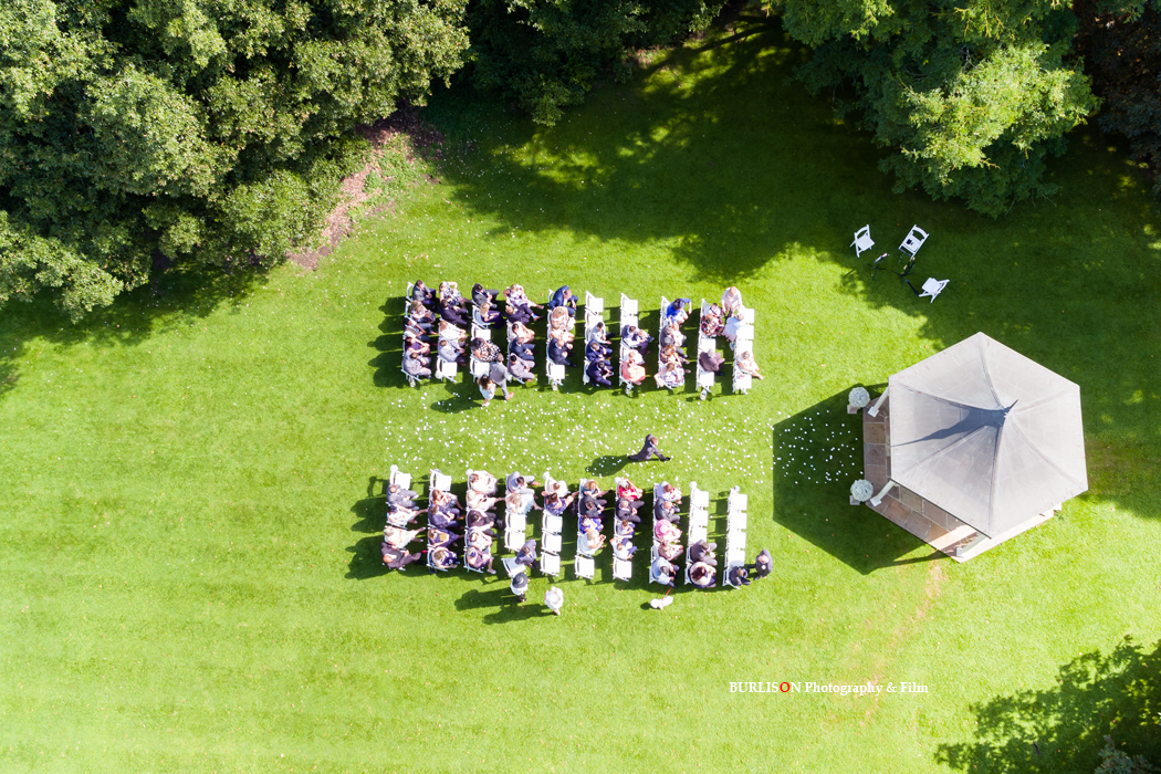 Aerial Photography Lainston House