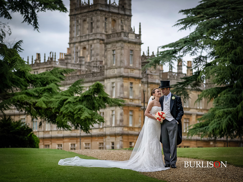 Highclere Castle Wedding Photographer