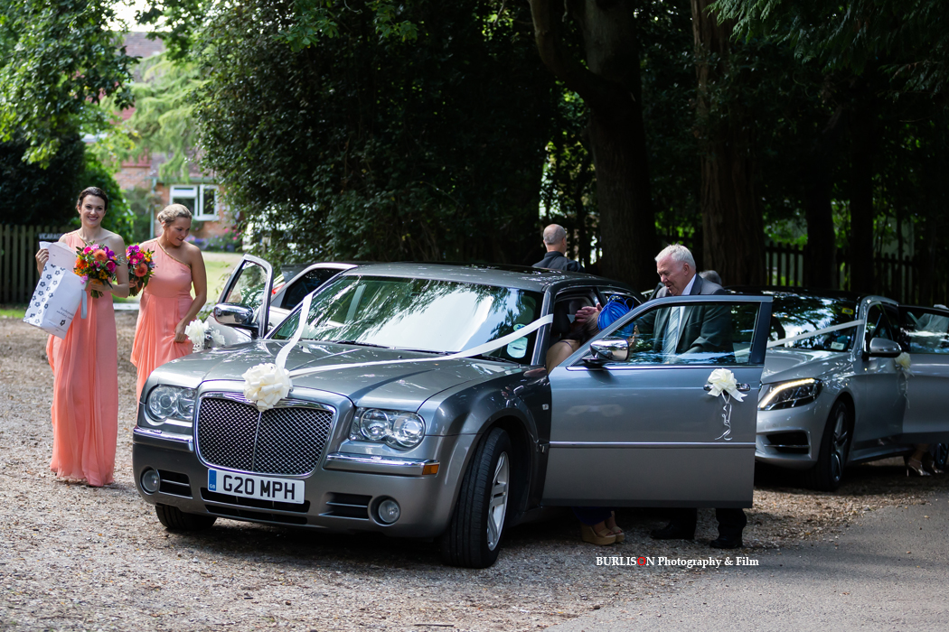 New Forest Wedding