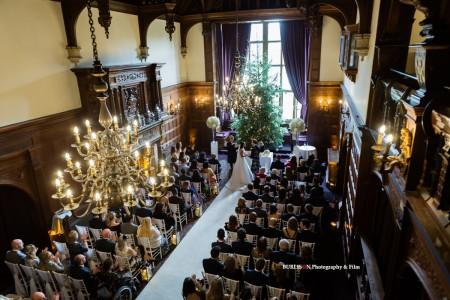 A Fairytale Wedding - Rhinefield House, New Forest