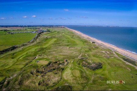 Aerial Golf Photography Kent