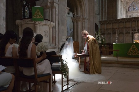 Wedding at Christchurch Priory/ Private Venue, Dorset
