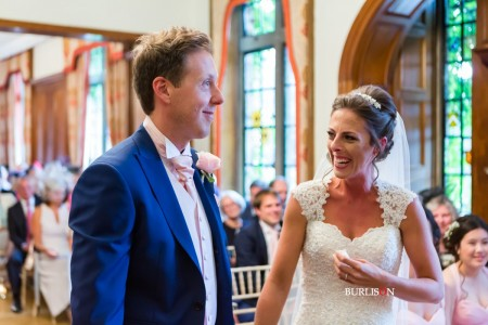Bride has 'Butterflies' at Pennyhill Park