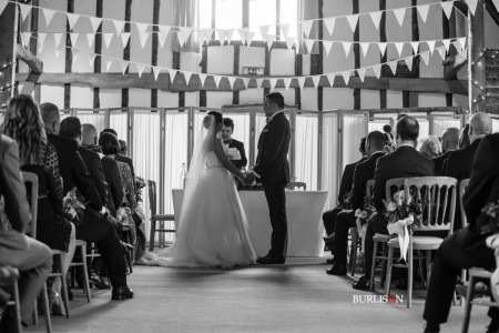 Wedding at the Clock Barn - Kirsten & Alexander