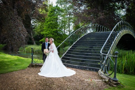 Wedding at Avington Park