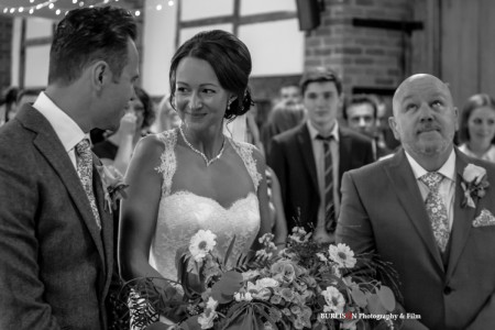 Wedding at Lainston House - Jenna & John