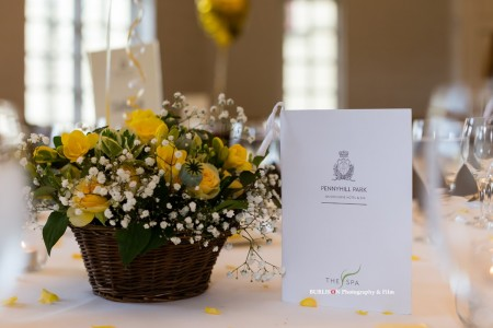 Golden Wedding Anniversary Celebrations - Pennyhill Park