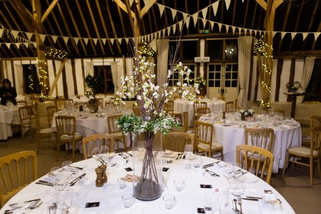 Hampshire Wedding Venue
