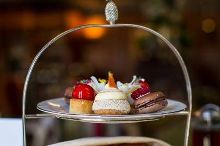Afternoon Tea, Exclusive Hotels