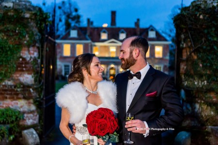 Christmas Wedding at Lainston House