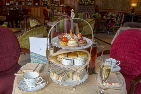 Afternoon Tea, Pennyhill Park