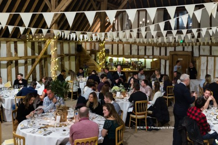 Barn Wedding, Hampshire