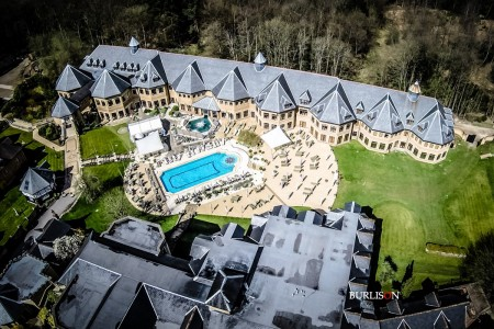 Aerial View, Pennyhill Park