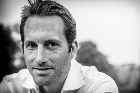 Sir Ben Ainslie Promotional Shot