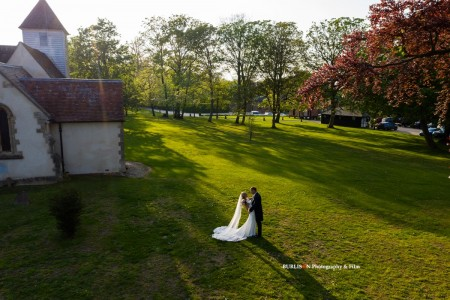 Spring is in the Air! Wedding at Wasing Park, Berkshire - Megan & Russell