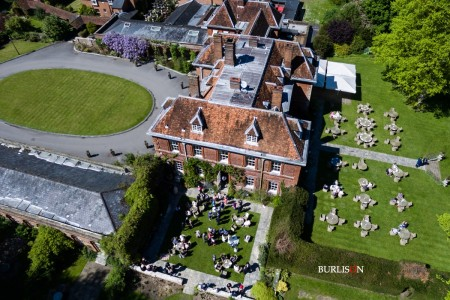 A Lainston House Wedding, Hampshire