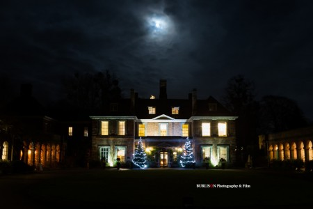 A Festive Winter Wedding - Lainston House