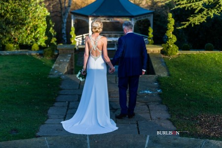 A Touch of Christmas Magic - Wedding at Pennyhill Park