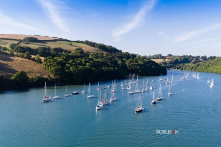 Noss-On-Dart Aerial Photo