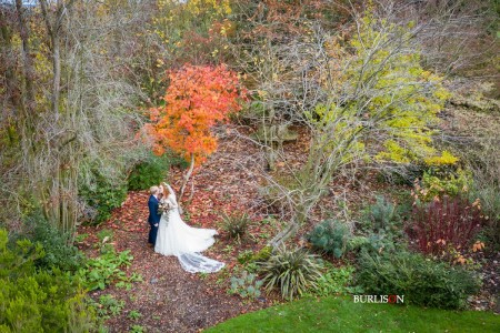 A Lovely Autumn Wedding at Wasing Park - Emma & Chris