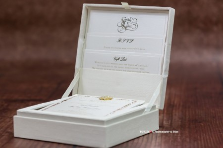 ER Stationery - Preferred Supplier for Luxury Invitations & Gift Boxes