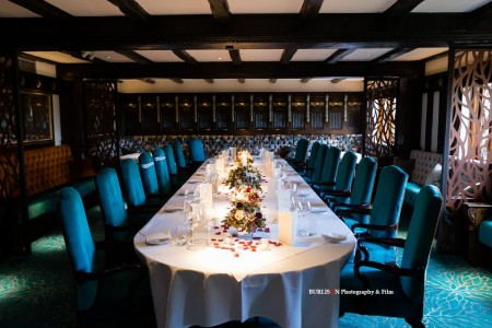 A Fine Dining Wedding Celebration at The Latymer - Pennyhill Park Hotel, Surrey