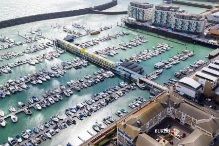 Premier Marinas Aerial Film & Photography