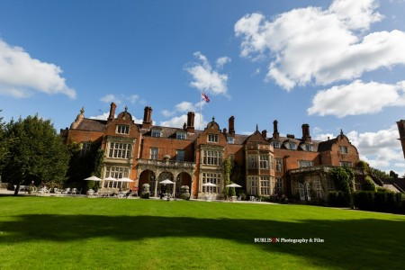 Tylney Hall Weddings