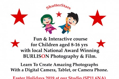 ShutterStars - Photography Training Courses for Children