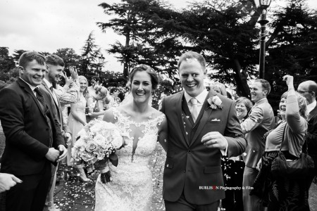 Pennyhill Park Wedding, Surrey - Faye & Mark