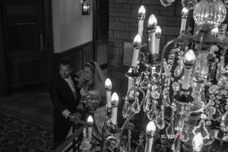 Pennyhill Park Wedding - Laura & Jamie