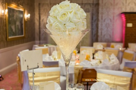 Tylney Hall Wedding