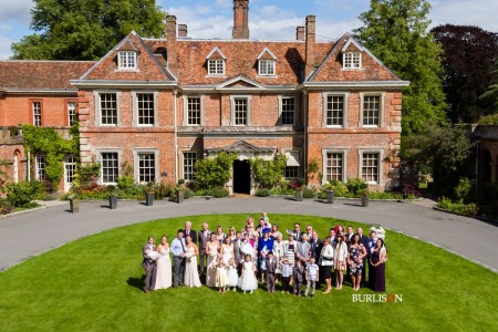 A Beautiful Wedding at Lainston House