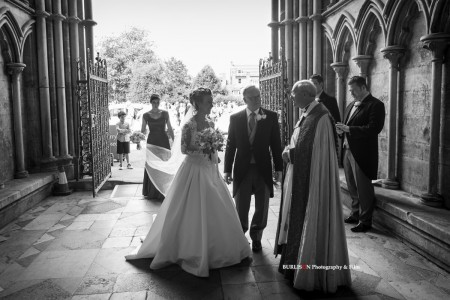 Weddings at Salisbury Cathedral
