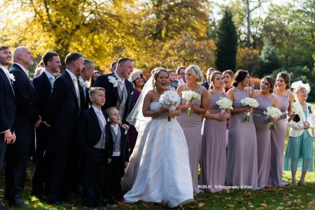 An Autumn Wedding at The Royal Berkshire - Danielle & Matthew