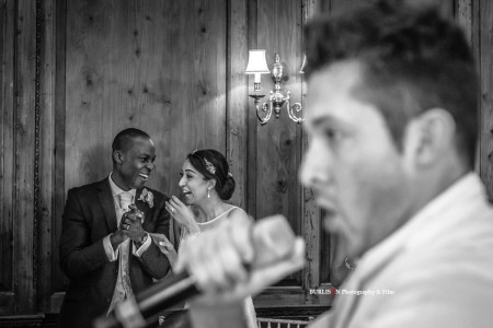A Magical Wedding at Hedsor House - Clivana & Adenekan